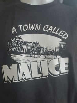 A TOWN CALLED MALICE - CREW NECK 100% COTTON T-SHIRT