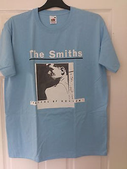THE SMITHS - HATFUL OF HOLLOW - COTTON TEE-SHIRT