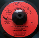 DIFFERENT BAG - TRACK DOWN (BOOGIEMAN) Ex Condition