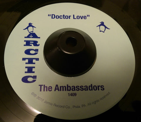 AMBASSADORS - DOCTOR LOVE (ARCTIC) Mint Condition