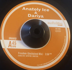 ANATOLY ICE & DARLYA - FREEDOM ( CONFUNKTION) Mint Condition