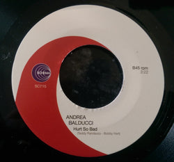 ANDREA BULDUCCI - HURT SO BAD (SCHEMA) Mint Condition