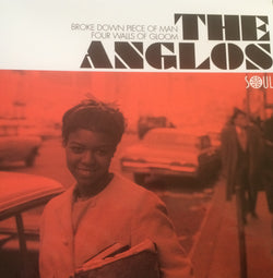 ANGLOS - BROKEN DOWN PIECE OF MAN (SOUL 4 REAL) Mint Condition