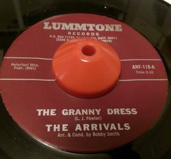 ARRIVALS - THE GRANNY DRESS (LUMMTONE) Ex Condition