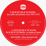 VARIOUS ARTISTS - IF YOU'RE NOT PART OF THE SOLUTION (BGP) Mint Condition