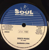 BARBARA LYNN - MOVIN' ON A GROOVE (SOUL BROTHER Demo No.11/100) Mint Condition
