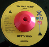 BETTY BOO - MY MAN FLINT (SOUL JUNCTION) Mint Condition