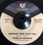 CAMELLIA HARTMAN & THE SOULFUL SAINTS - BREATHIN' HARD (DELA RECORDS) Mint Condition