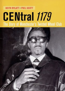 CENtral 1179 STORY OF THE TWISTED WHEEL (BEE COOL HARDBACK BOOK) New Sealed Copy