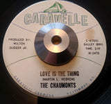 CHAUMONTS - I NEED YOUR LOVE (CARAVELLE) Vg+