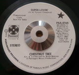 CHESTNUT TREE - SUPER LOVIN' (PARAMOUNT w/d) Ex Condition