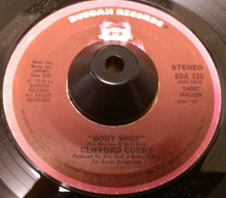 CLIFFORD CURRY - BODY SHOP (BUDDAH) Ex Condition