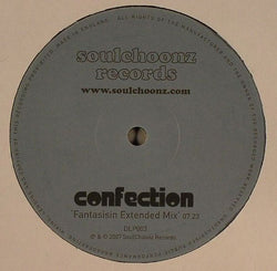 CONFECTION - FANTASISIN (SOULCHOONZ) Mint Condition