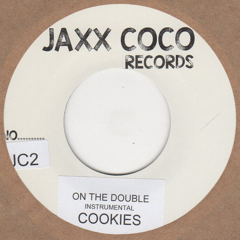 COOKIES - ON THE DOUBLE (JAXX COCO) Mint Condition