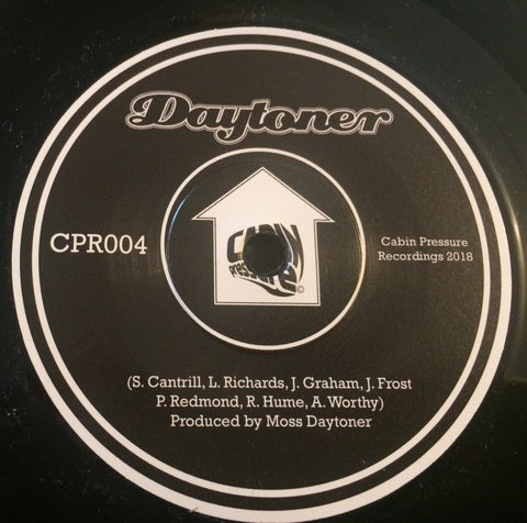 DAYTONER - NEEDED YOU ( CABIN PRESSURE) Mint Copy