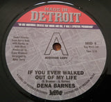 DEANA BARNES - IF YOU EVER WALKED OUT OF MY LIFE (INFERNO Demo) Mint Condition