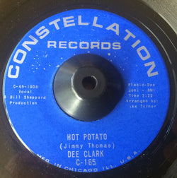 DEE CLARK - HOT POTATO (CONSTELLATION) Ex Condition