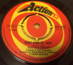 DEE DEE SHARP - WHAT KIND OF LADY (ACTION) Ex Condition