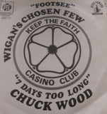 CHUCK WOOD - SEVEN DAY IS TOO LONG (PYE DISCO DEMAND) Ex Condition