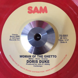 DORIS DUKE - WOMAN OF THE GHETTO (SAM) Mint Condition