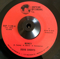 DOUG SHORTS - MONEY (DAPTONE) Mint Condition