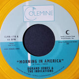 DURAND JONES & THE INDICATIONS - MORNING IN AMERICA (COLEMINE) Mint Condition