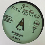 EARL WHITE Jr. - VERY SPECIAL GIRL (SOUL BROTHER DEMO) Mint Condition