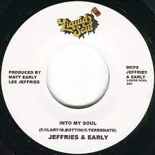 EARLY & JEFFRIES Feat WILL BEE - DANCE AND FREE YOUR MIND (LIQUID SOUL) Mint Condition