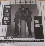 EMANONS - LOOK IN THE WANT ADS (ALL BROTHERS) Mint Condition