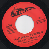 ERNEST ERNIE AND THE SINCERITIES - MY EYES (IT'S SOUL TIME) Mint Condition