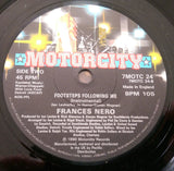 FRANCES NERO - FOOTSTEPS FOLLOWING ME (MOTOR CITY) Ex Condition