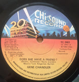 GENE CHANDLER - LET ME MAKE LOVE TO YOU (CHI-SOUND) Ex Condition