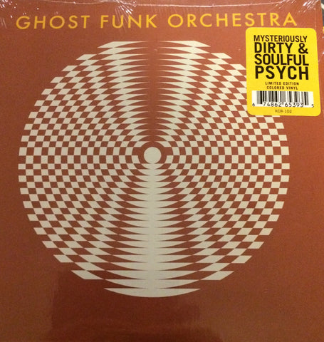 GHOST FUNK ORCHESTRA - WALK LIKE A MOTHERFUCKER (KARMA CHIEF) Sealed Copy