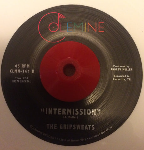 GRIPSWEATS - INTERMISSION (COLEMINE) Mint Condition