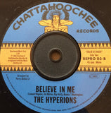 THE HYPERIONS - WHY YOU WANNA TREAT ME THE WAY YOU DO (CHATTAHOOCHEE) Mint Condition