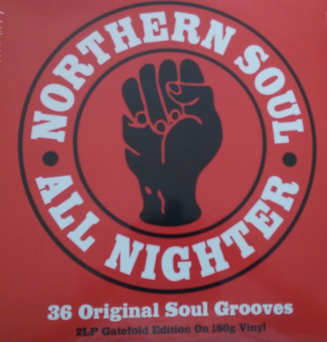 NORTHERN SOUL ALL NIGHTER (ONE DAY MUSIC) Sealed Vinyl Copy - Mint