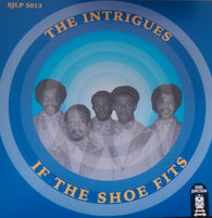 THE INTRIGUES - IF THE SHOE FITS (SOUL JUNCTION) Sealed CD.