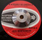 JACK MONTGOMERY - DEARLY BELOVED (OUTTA SIGHT) Mint Condition