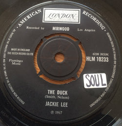 JACKIE LEE - THE DUCK (LONDON) Ex Condition