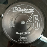 JAMIE & THE NUMBERS - MAGIC TOUCH ( DELTAPHONIC) Mint Condition