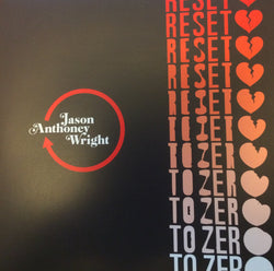 JASON ANTHONY WRIGHT - RESET TO ZERO (IZIPHO) Mint Condition