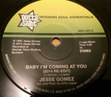 JESSE GOMEZ - IN THE CITY (OUTTA SIGHT) Mint Condition