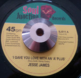 JESSE JAMES - ARE YOU GONNA LEAVE ME (SOUL JUNCTION) Mint Condition