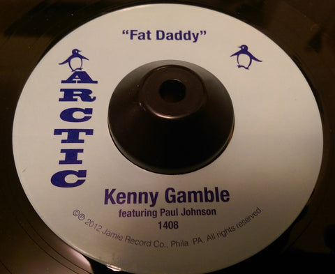 KENNY GAMBLE - FAT DADDY (ARCTIC) Mint Condition