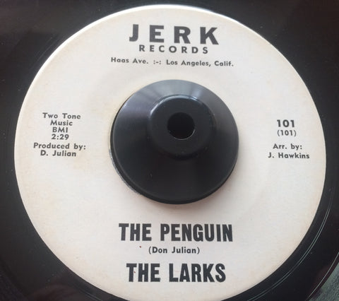 THE LARKS - THE PENGUIN (JERK) Ex Condition