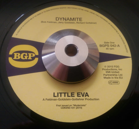 LITTLE EVA - DYNAMITE (BGP) Mint Condition