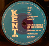 MAGICIANS - JUST A LITTLE FAITH AND UNDERSTANDING (KENT CITY) Mint Condition