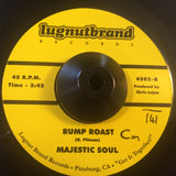 MAJESTIC SOUL - RUMP ROAST ( LUGNUTBRAND) Ex Condition