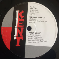 MELBA MOORE - THE MAGIC TOUCH (KENT TOWN) Mint Condition