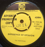 MONTANAS - YOU GOT TO BE LOVED (PYE PROMO) Ex Condition